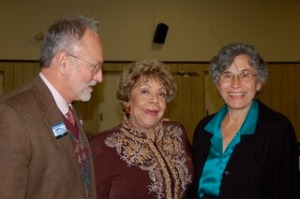 David and Judy Bonior with Judge Claudia Morcom
