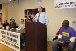 Robert Haynes President Mass AFL-CIO