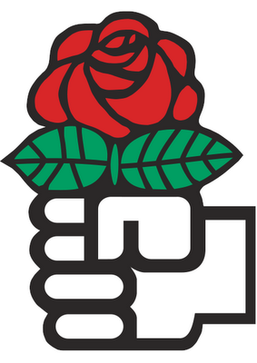 Incorperate SI Logo Red_rose_socialism