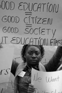 Student demonstrations