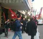 Portland IWW at Hotel Lucia