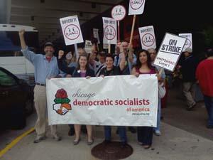 Chicago DSA | Talking Union