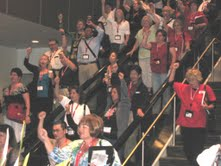 Nurses Union convention