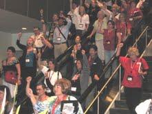 Nurses Union convention