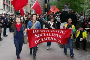 DSA at Occupy Wall Street