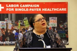 Karen Lewis, President Chicago Teachers Union