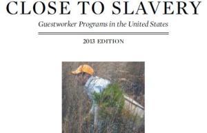 close to slavery