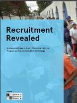 recruitment revealed