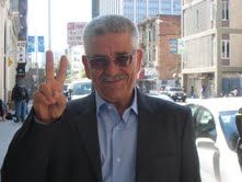 Tunisian union leader Habib Rjeb