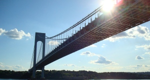 New York's Metropolitan Transit Authority refused to change its plans to spend $34 million on Chinese steel to repair the Verrazano-Narrows Bridge. (Zepfanman / Flickr / Creative Commons)