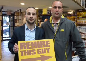 After UPS fired 250 workers for a spontaneous protest, organizers harnessed the power of loyal customers who wanted their drivers back on the job.