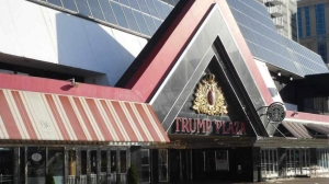 Facing stiff competition from other states who have legalized gambling, Atlantic City casinos such as Trump Plaza (pictured) plan to close, laying off thousands of workers.   Doug Kerr / / Creative Commons