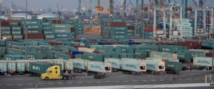Truckers Go To Court Over LA Port's Clean Trucks Program