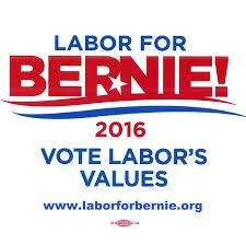 labor for bernie