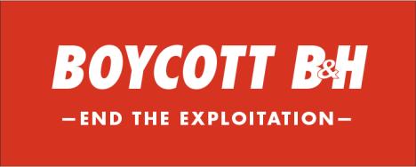 boycott b & H